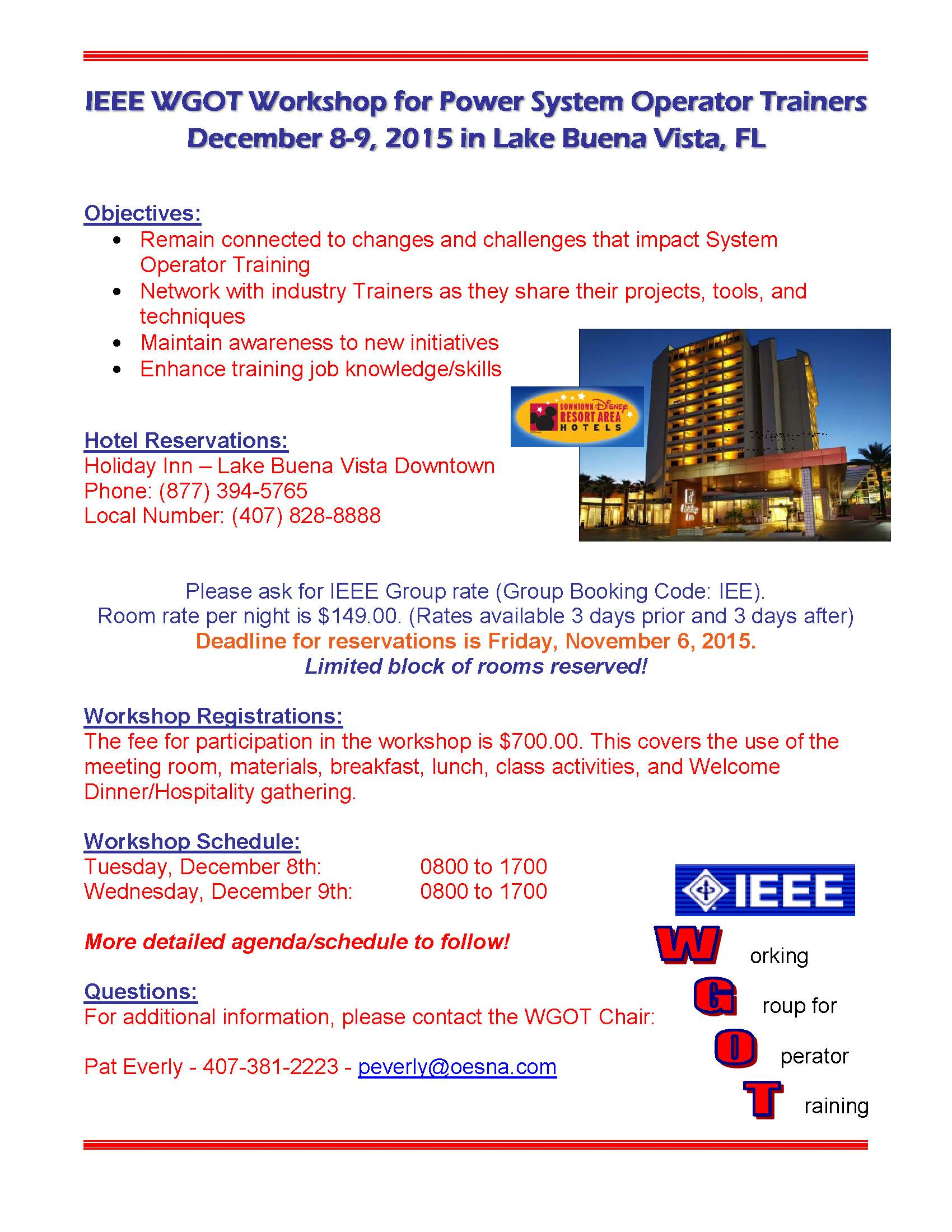 2015_IEEE_WGOT_Workshop_Information